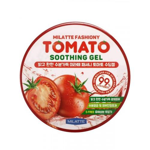 Milatte Гель для лица и тела многофункциональный Fashiony Tomato Soothing Gel