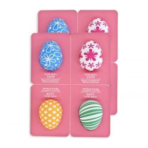 Milatte Набор крем-масок для лица 8 шт Fashiony Egg Peel-Off Cream Pack