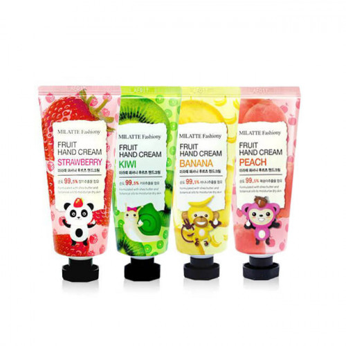 Milatte Крем для рук Fashiony Fruit Hand Cream