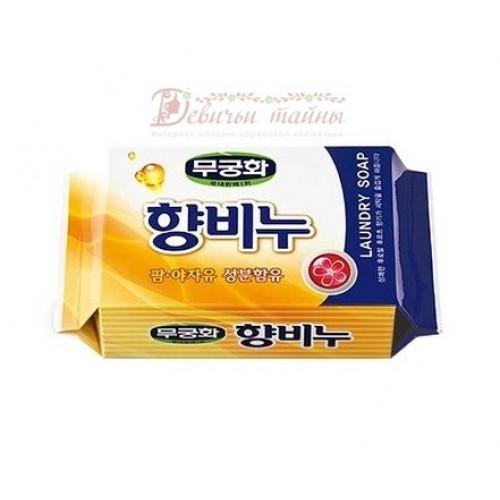 Mukunghwa Мыло хозяйственное (с отдушкой) Fragrant Soap