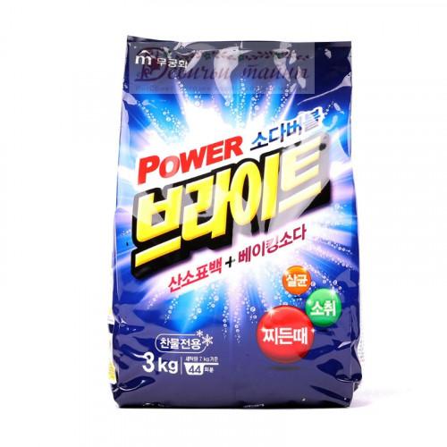 Mukunghwa Стиральный порошок Power Bright Refill Type