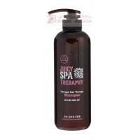 Mukunghwa Шампунь Rossom Shampoo Juicy Spa Therapy Shampoo
