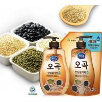 Mukunghwa Средство для мытья посуды, овощей и фруктов Kitchensoap Five Grains Dishwashing Soap