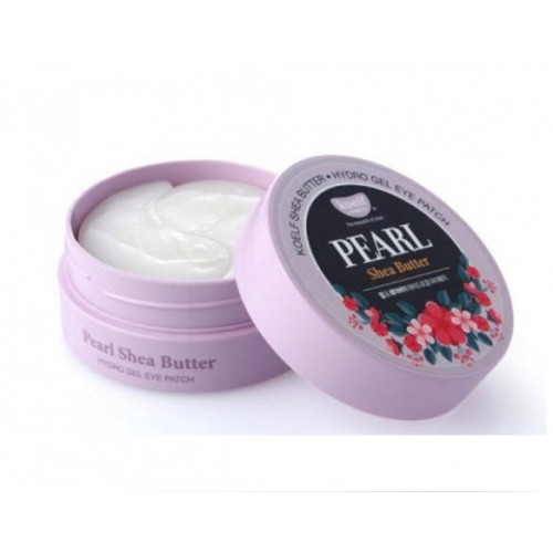 Petitfee Патчи для глаз с маслом ши Koelf Pearl & Shea Butter Eye Patch