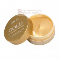 Petitfee Патчи для глаз гидрогелевые с золотом Gold Hydrogel Eye Patch