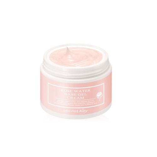 Secret key Гель-крем с экстрактом розы Rose Water Base Gel Cream