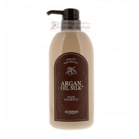 Skinfood Шампунь для вослос Argan Oil Silk Plus Shampoo