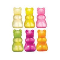 Skinfood гель для рук с экстрактом киви gummy bear jelly hand gel