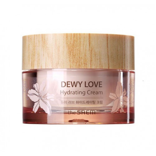 The Saem Крем увлажняющий Dewy Love Hydrating Cream