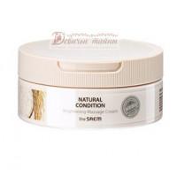 The saem Крем массажный для яркости кожи Natural Condition Brightening Masage cream