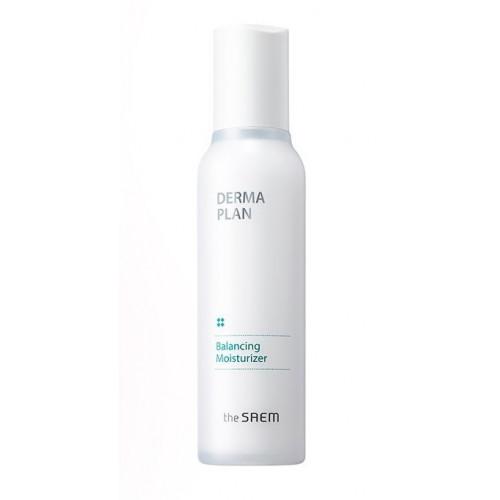 The Saem Лосьон увлажняющий для чувствительной кожи Derma Plan Balancing Moisturizer