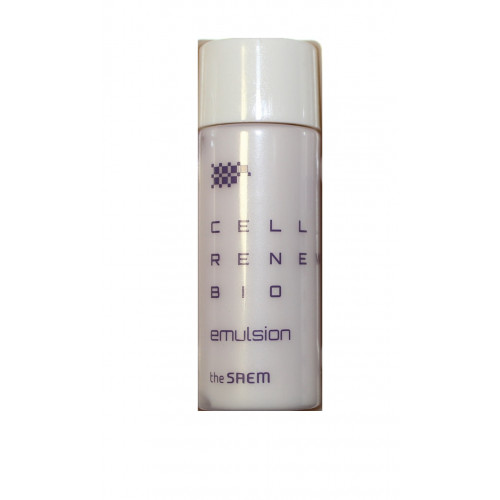 The saem эмульсия антивозрастная cell renew bio emulsion (пробник)