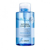 The Saem Вода мицеллярная Natural Condition Sparkling Cleansing Water