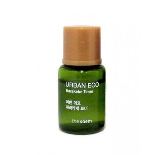 The saem тоник с экстрактом новозеландского льна urban eco harakeke toner (пробник)
