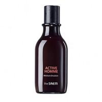 The saem эмульсия для мужской кожи увлажняющая active homme moisture emulsion