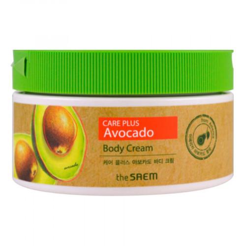 The Saem Крем для тела с экстрактом авокадо Care Plus Avocado Body Cream