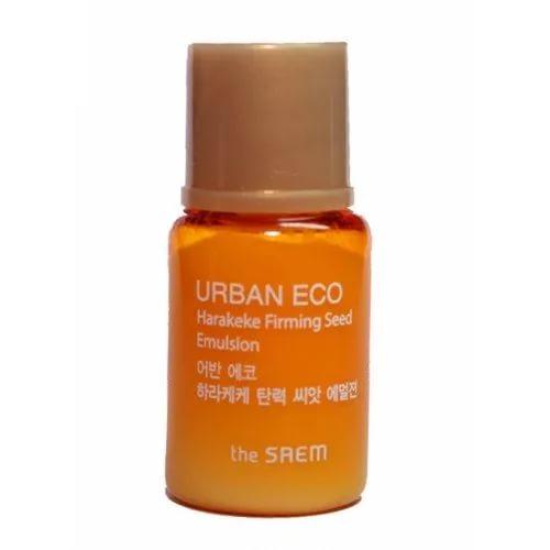 The saem эмульсия с экстрактом новозеландского льна urban eco harakeke firming seed emulsion (пробник)