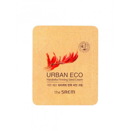 The Saem Крем для кожи вокруг глаз Urban Eco Harakeke Firming Seed Eye Cream (пробник)