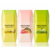 The Saem Крем для рук фруктовый пунш Fruits Punch Hand Cream
