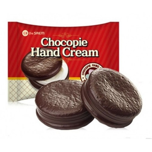 The Saem Крем для рук Chocopie Hand Cream Cookies & Cream