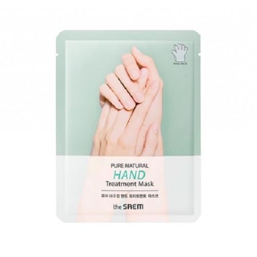 The Saem Маска для рук Pure Natural Hand Treatment Mask