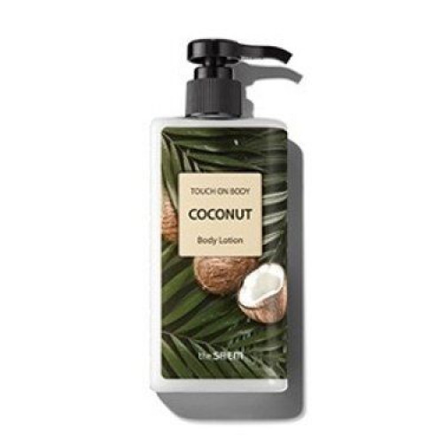 The Saem Лосьон для тела Touch On Body Coconut Lotion