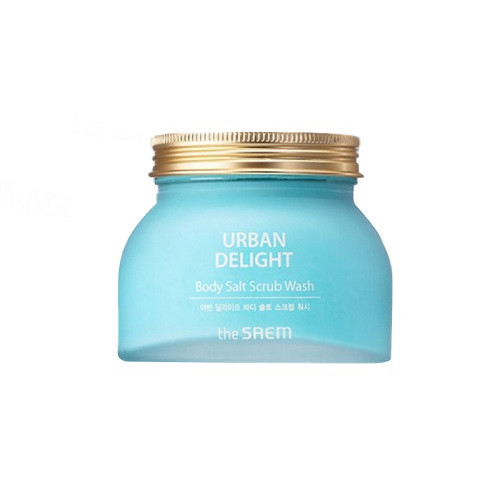 The Saem Скраб для тела с морской солью Urban Delihgt Body Salt Scrub Wash