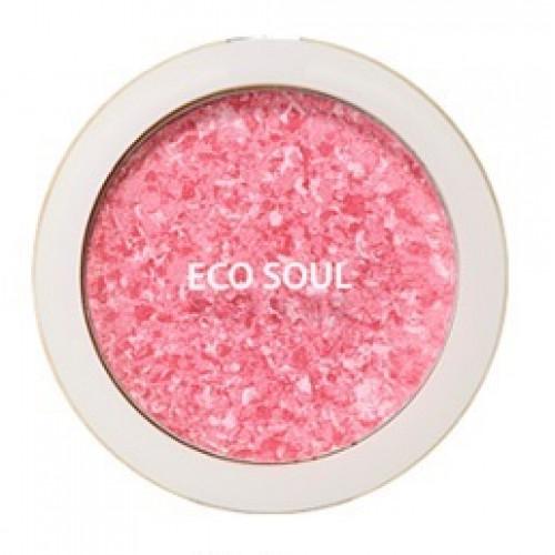 The Saem Румяна компактные Eco Soul Carnival blush