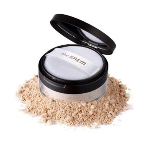The Saem Пудра рассыпчатая Eco Soul Real Fit Powder