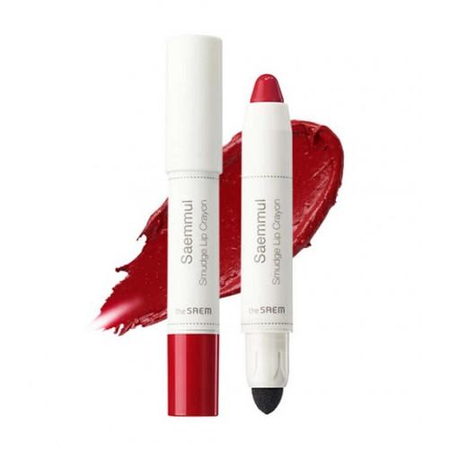 The Saem Тинт для губ Saemmul Smudge Lip Crayon