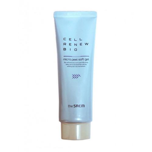 The Saem Гель-пилинг для лица Cell Renew Bio Micro Peel Soft Gel