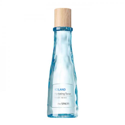 The Saem Тонер увлажняющий минеральный Iceland Hydrating Toner