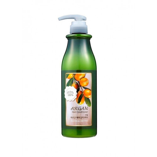 Welcos Сыворотка для волос с аргановым маслом Confume Argan Treatment Aqua Hair Serum