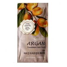 Welcos Маска для для поврежденных волос Confume Argan Gold Treatment (пробник)
