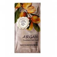 Welcos Маска для для поврежденных волос Confume Argan Treatment Hair Pack Pouch (пробник)