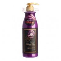 Welcos Шампунь для волос черная роза Confume Black Rose PPT Shampoo