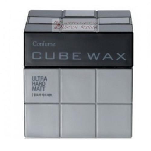 Welcos Воск для укладки волос Confume Cube Wax Air Volume Wave