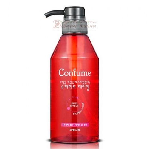 Welcos Гель для укладки волос Confume Hair Gel, 400 мл
