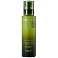 Welcos эмульсия для лица с экстрактом алоэ вера puretem purevera emulsion