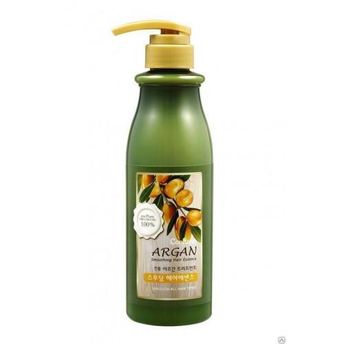 Welcos эссенция для волос с аргановым маслом Confume Argan Treatment  Smoothing Hair Essence