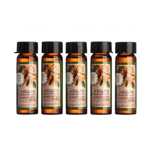 Welcos Набор ампул для волос с аргановым маслом Confume Argan Treatment Hair Ampoule
