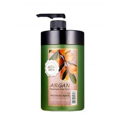 Welcos Маска для для поврежденных волос Confume Argan Treatment Hair Pack