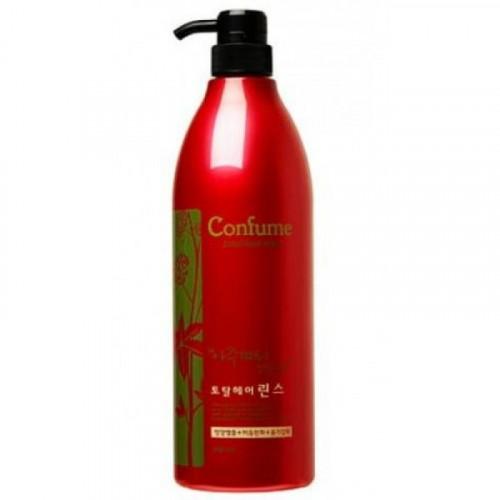 Welcos Кондиционер для волос c касторовым маслом Confume Total Hair Rinse