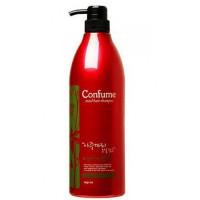 Welcos Шампунь для волос c касторовым маслом Confume Total Hair Shampoo