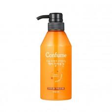 Welcos Лосьон для волос фиксирующий Confume Hair Miky Lotion