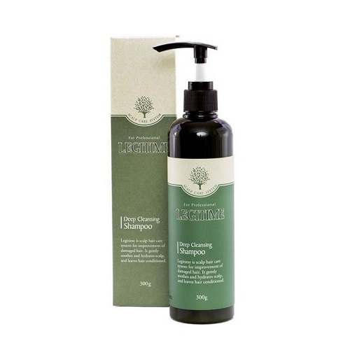 Welcos Шампунь от перхоти глубокое очищение Mugens Legitime Deep Cleansing Shampoo