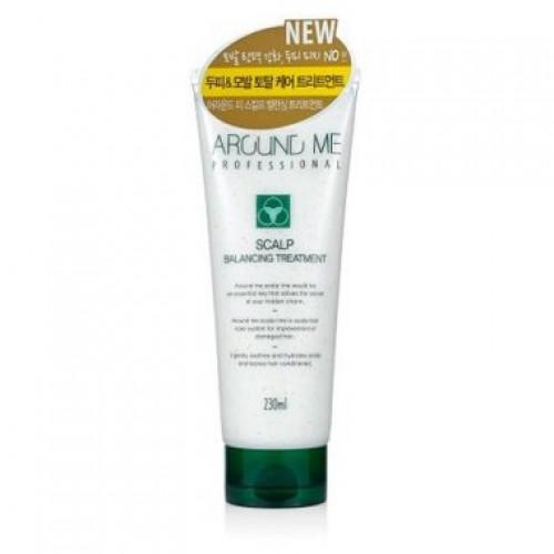 Welcos Кондиционер для волос и кожи головы Around Me Scalp Balancing Treatment