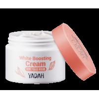 Yadah Крем для лица осветляющий White Boosting Cream