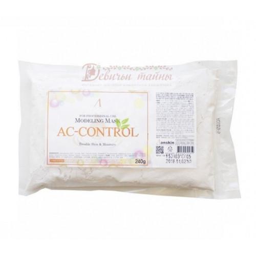 Anskin Маска альгинатная для проблемной кожи против акне AC Control Modeling Mask 240 g