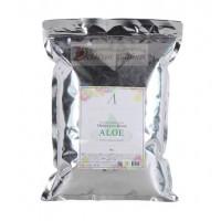 Anskin Маска альгинатная с экстрактом алоэ Aloe Modeling Mask 1 kg